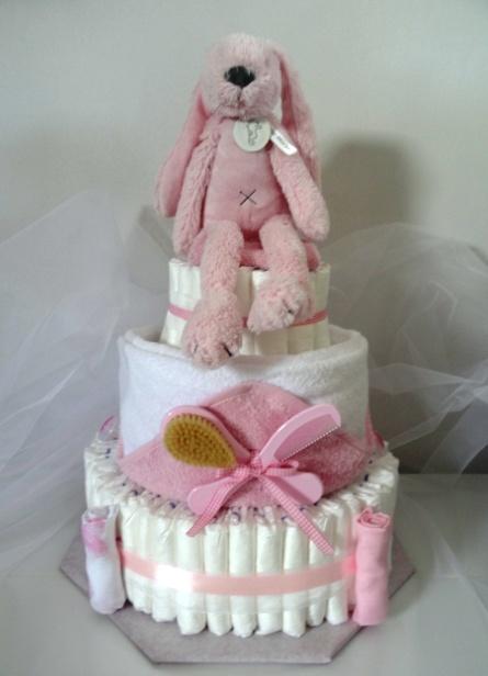 Rabbit Richie pink XL